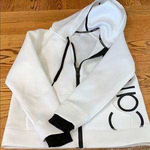 Calvin Klein sports zip up